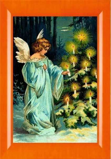 N-310  Новогодний ангел
