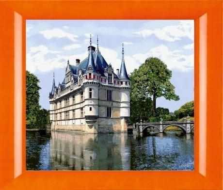 N-305  Замок у пруда