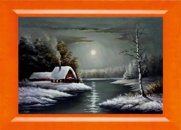 N-308  Зимний сон