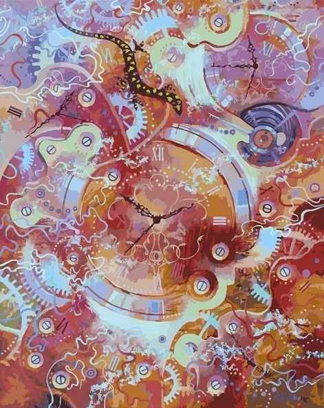 135-АВ Пески времени (Белоснежка)