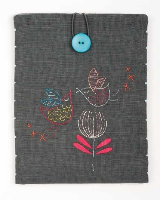 PN-0156733 Embroidery Tablet - PC Case (Vervaco)