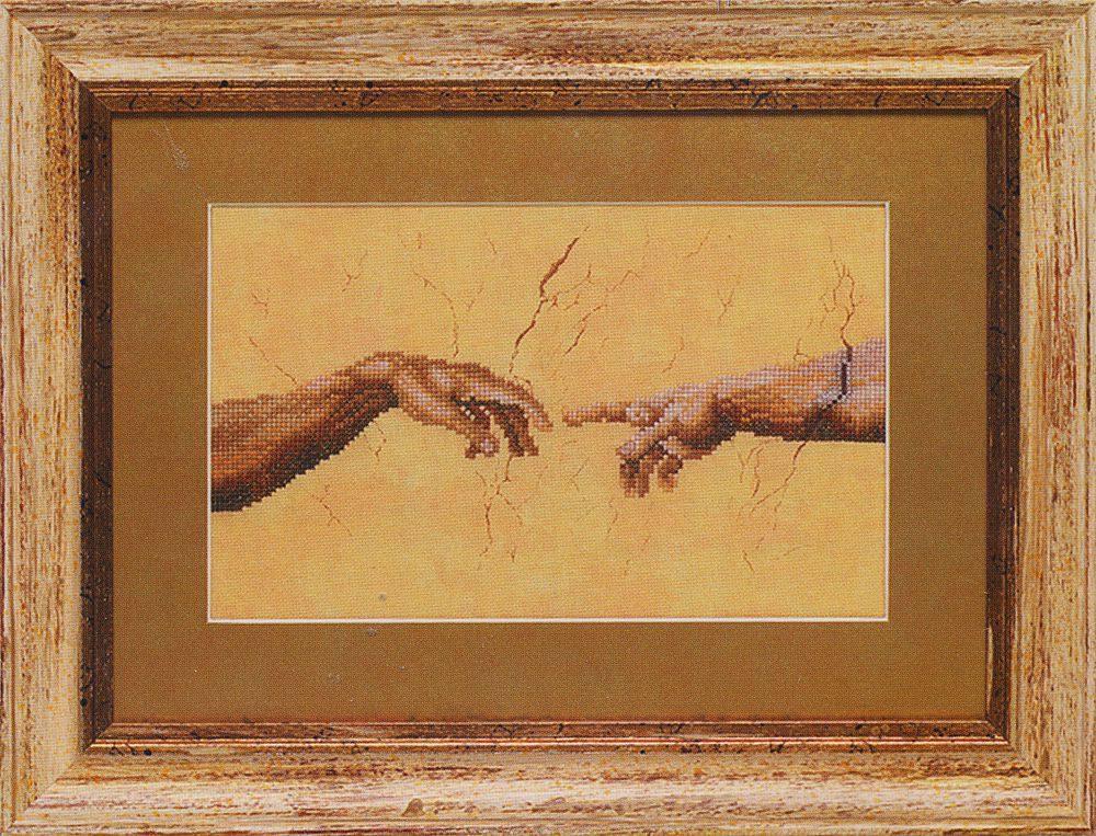 PN-0007975 Сотворение Адама. Микеланджело