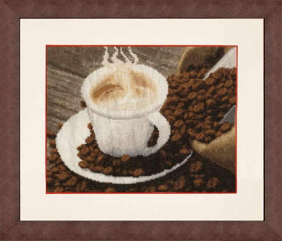 СЖ-040 Ароматный кофе. Стиль жизни