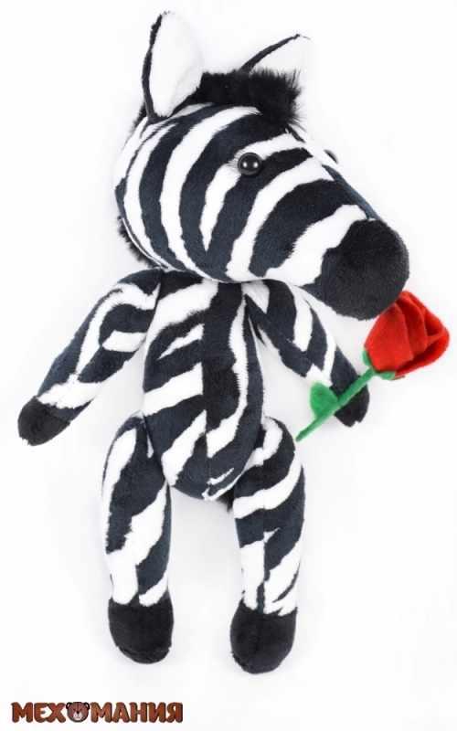 ММ-014 Африканская зебра - игрушка