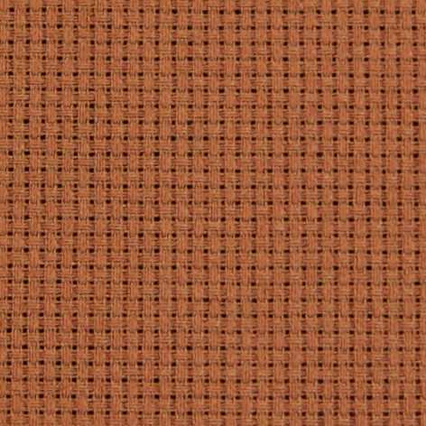 Канва Gamma К04 Аида коричневый 50*50 14ct 55/10 кл.
