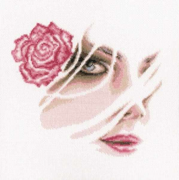 M567 Коралловая роза