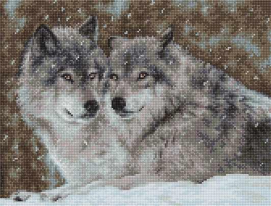 B2291 Два волка