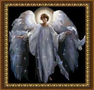 R-926 Ангел - мозаика Милато