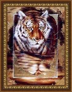 Y-037 Бенгальский тигр