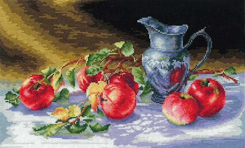 С-27 Сочные яблоки