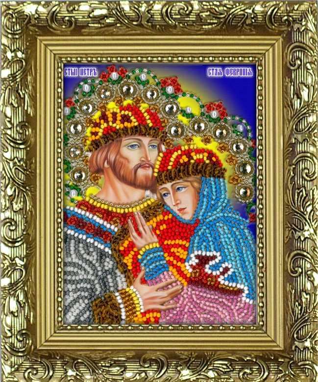 R-5 Набор Святые Петр и Феврония
