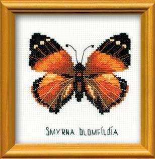 НВ094 Бабочка Нимфалида