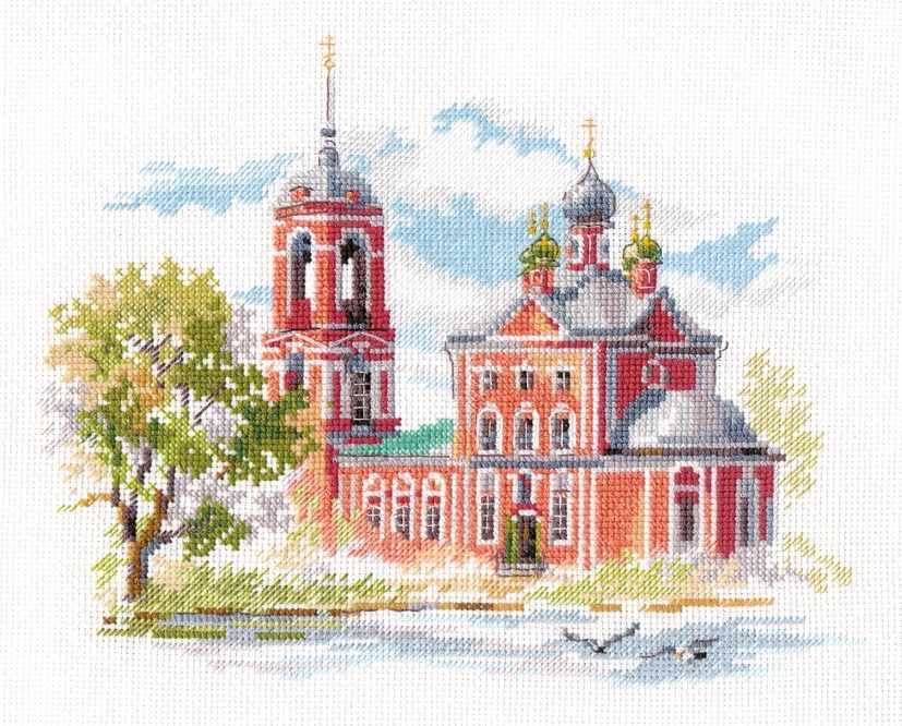 3-24 Переславль-Залесский. Сорокосвятская церковь