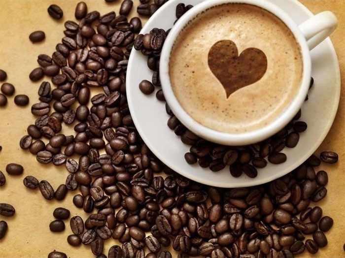 Алмазная вышивка Ag225 - Кофе для нее - мозаика