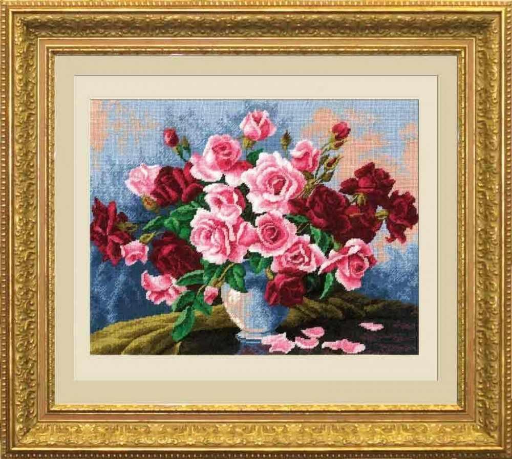 """620 """"Бархатные розы"""""""