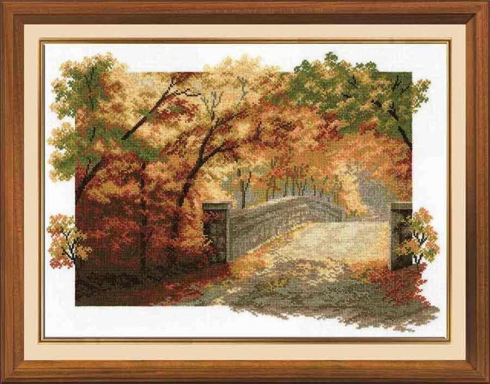 """679 """"Осенний мост"""""""