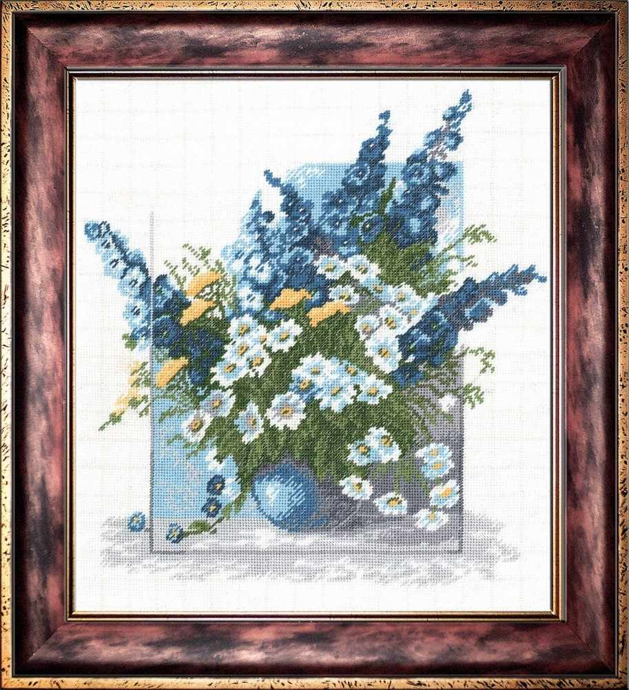 "176 ""Синие цветы"""