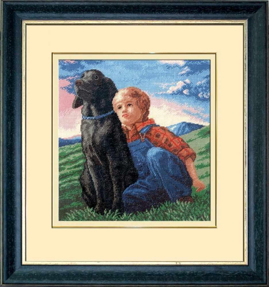 """429 """"Мальчик с собакой"""""""