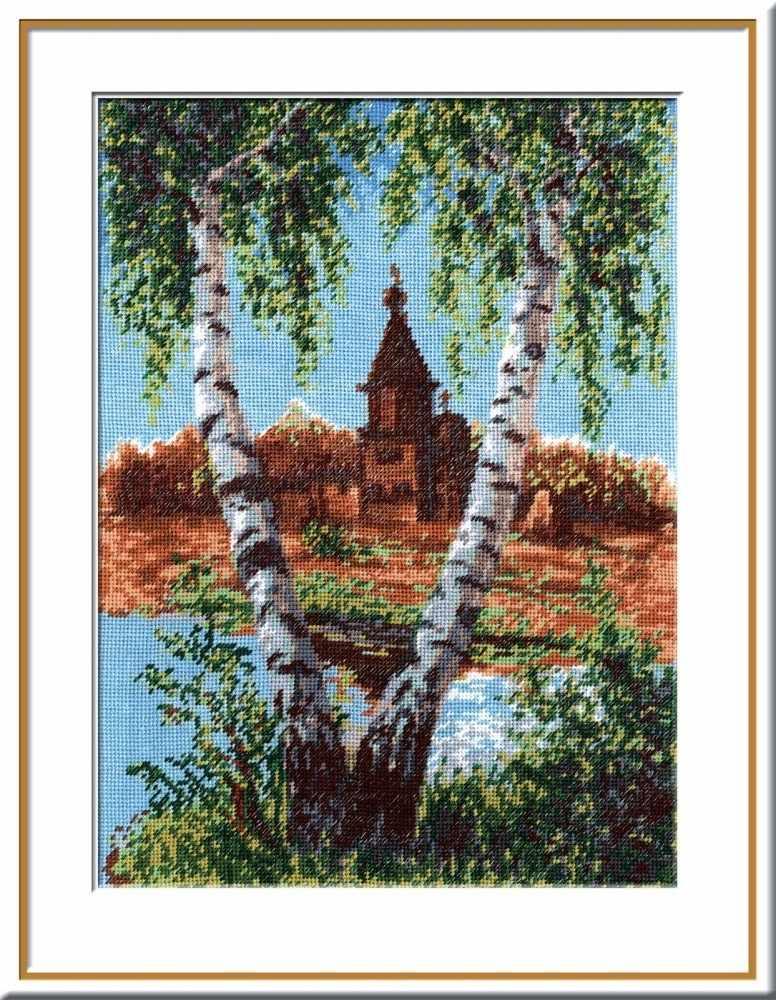 """246 """"Церковь Св. Клементия в Кижах"""""""