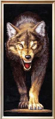 НС-004 Волчица. Ночная саванна
