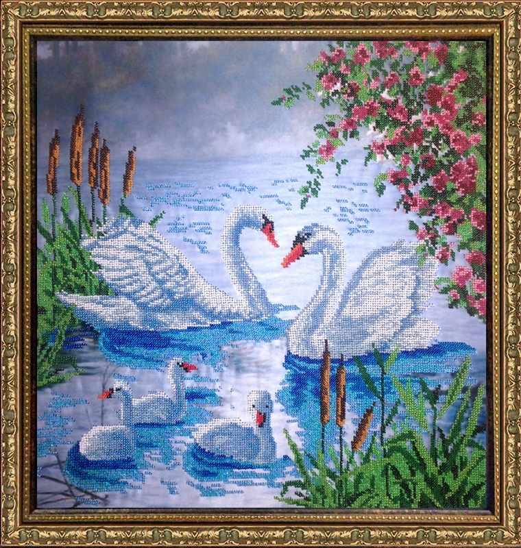 КВ701 Лебеди