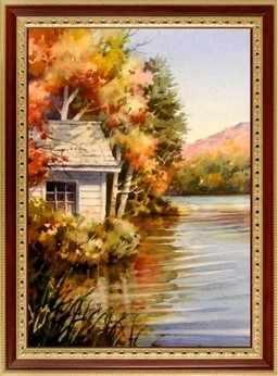 105 Осенний пейзаж