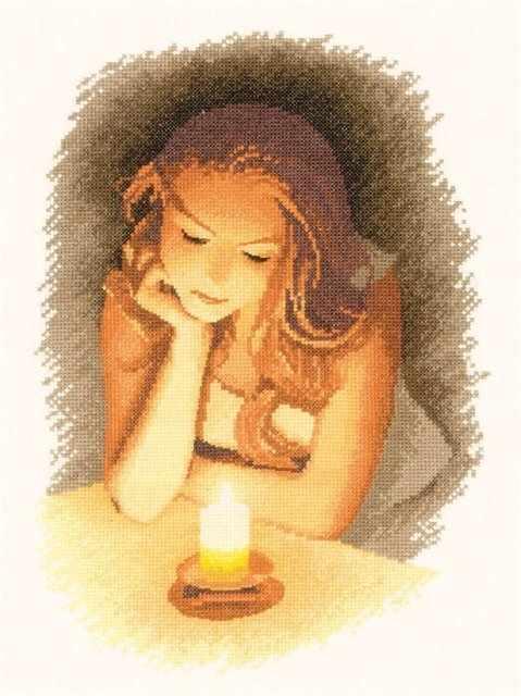 906PMCL В свете свечи