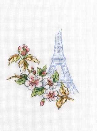 C256 Окно в Париж