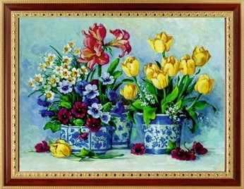088 Цветочные композиции