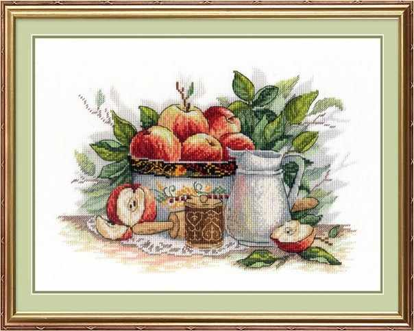 НВ-537 Яблочный спас