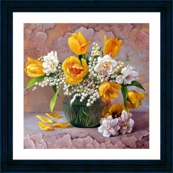 10006 Желтые тюльпаны