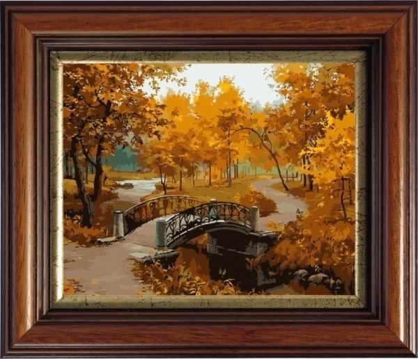 CKC1287 Осенняя поэзия
