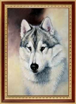 032 Полярный волк