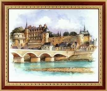 046 Французский замок