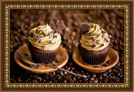 G-037 Кофейный десерт
