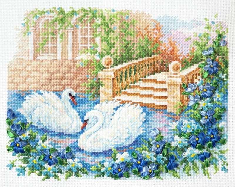 64-07 Лебединая верность