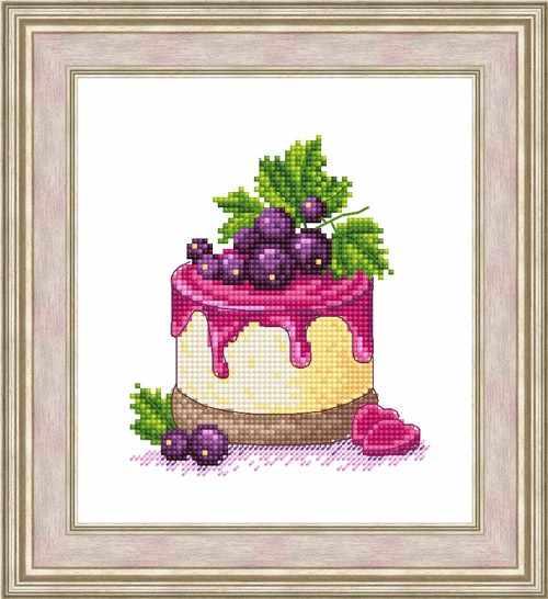 ВИ-020 (Десерт со смородиной)