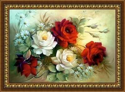 G-085 Прекрасные розы
