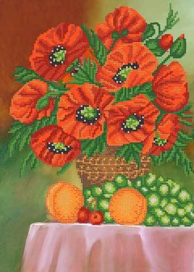 РКП-544 Лето красное - схема для вышивания (Марiчка)