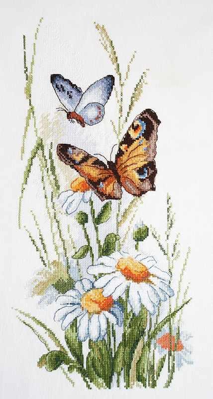 06.002.63 Луговые цветы (МИ)