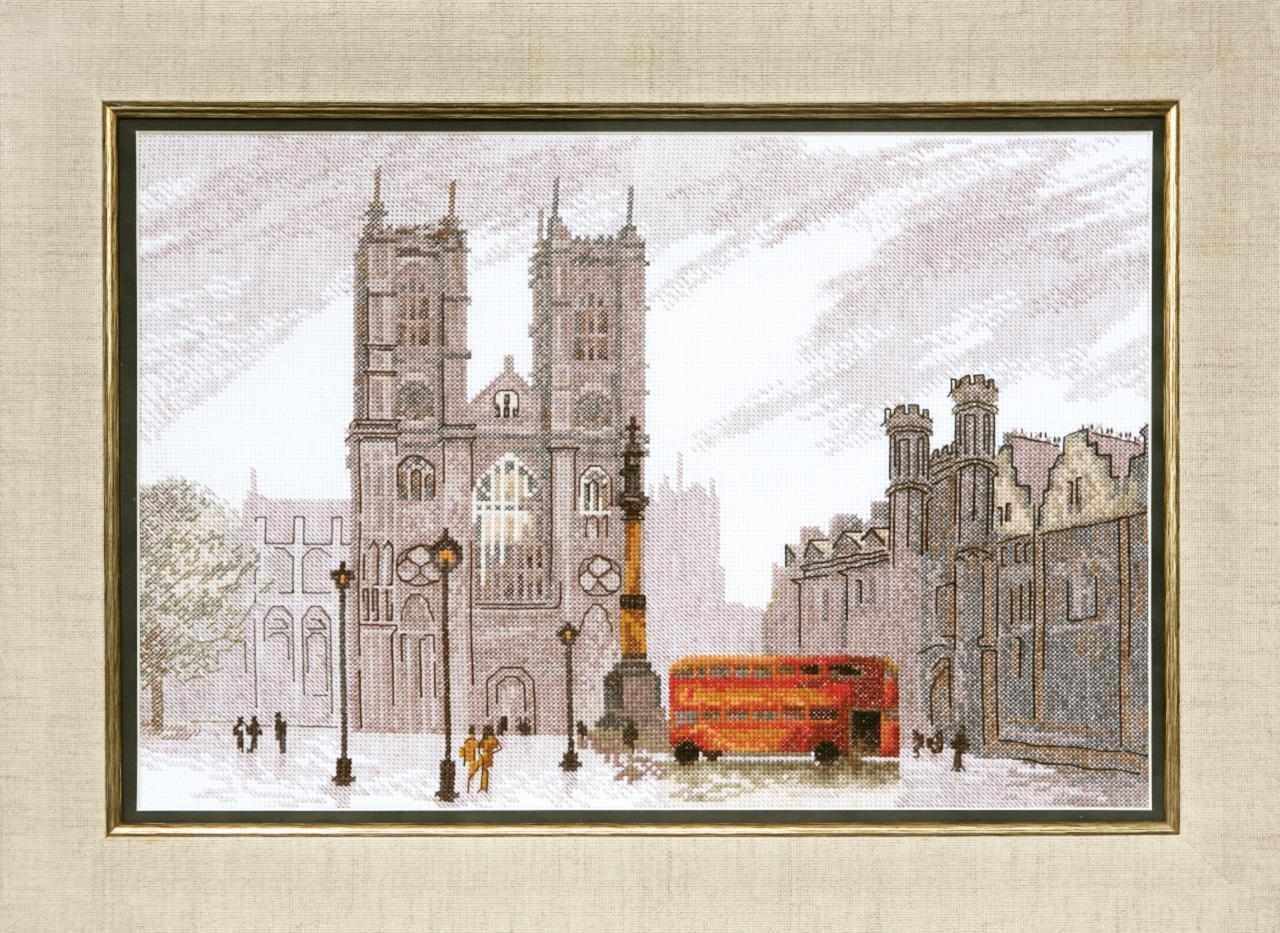 """ВТ-086 """"Лондон. Вестминстерское аббатство"""""""