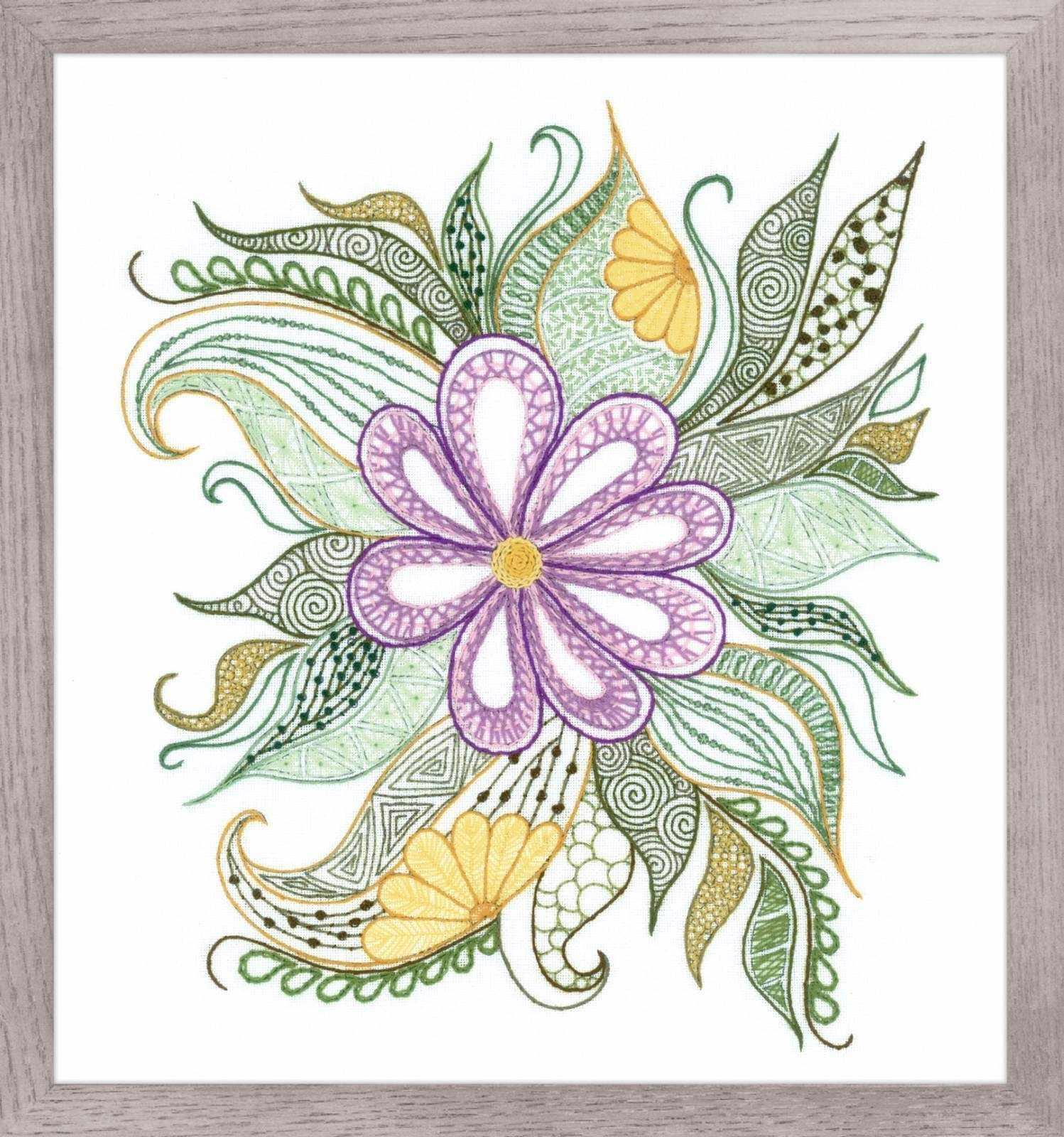 1588 Прекрасный цветок