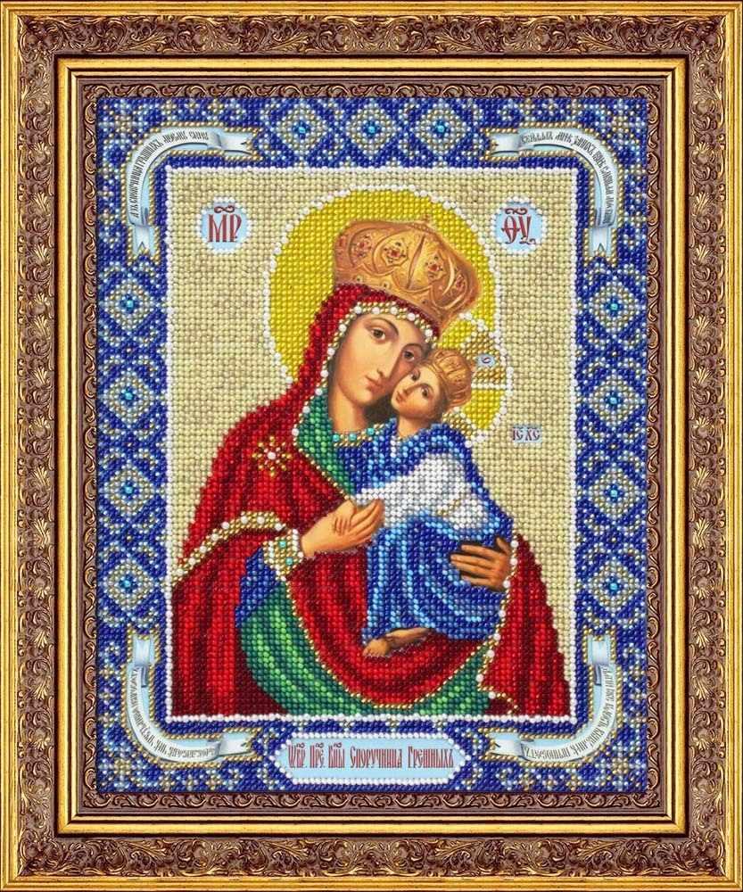 Б1063 Пр. Бог. Споручница грешных (Паутинка)