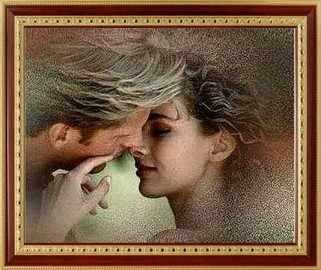 155  Нежный поцелуй