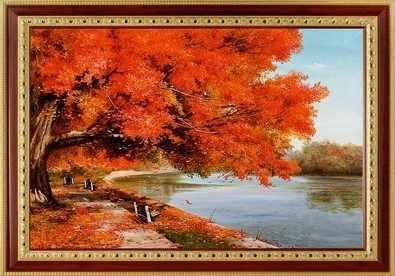 150  Яркие краски осени