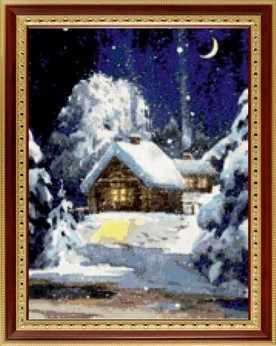 151  Зимняя сказка
