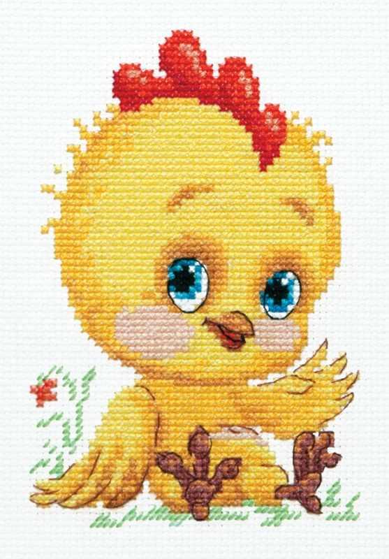 19-20 Петушок-золотой гребешок