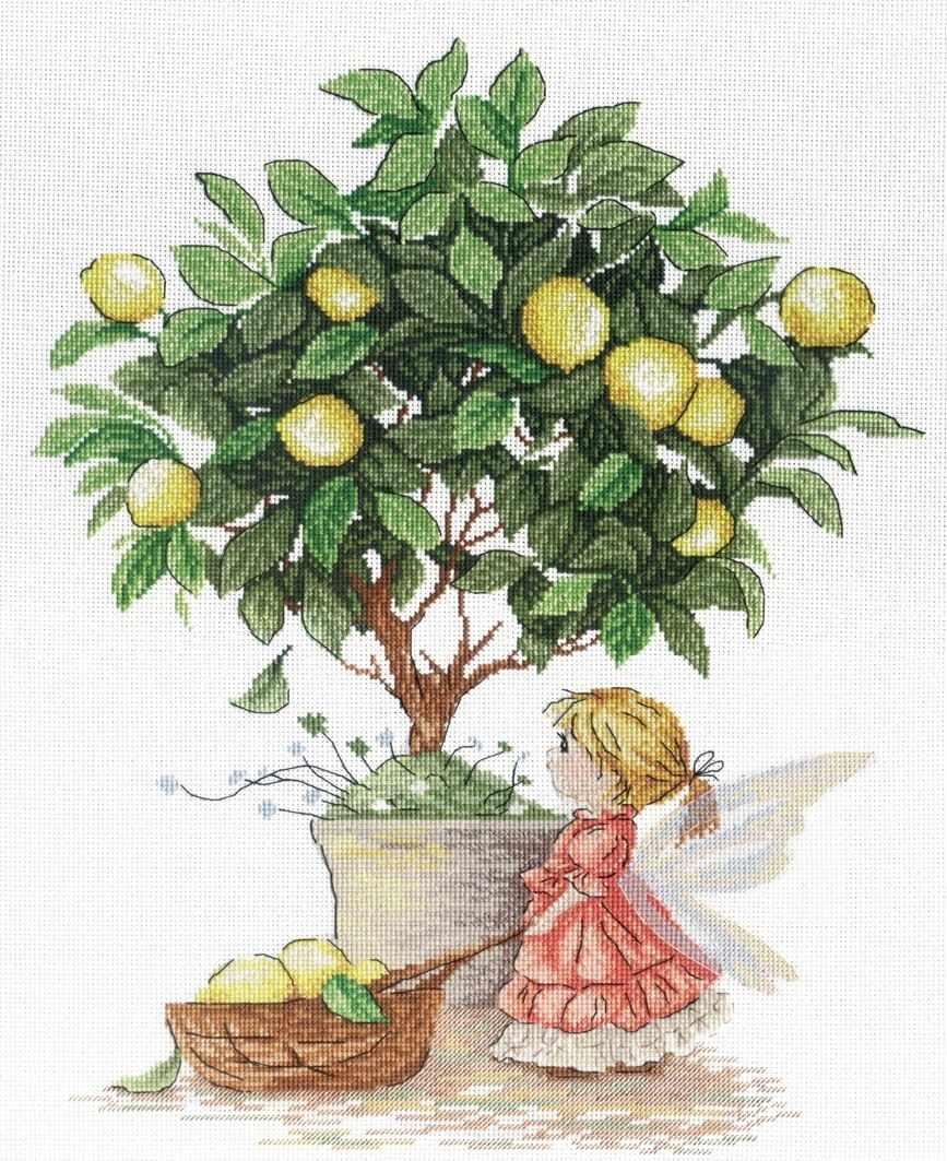 НВ-547 Лимонная фея