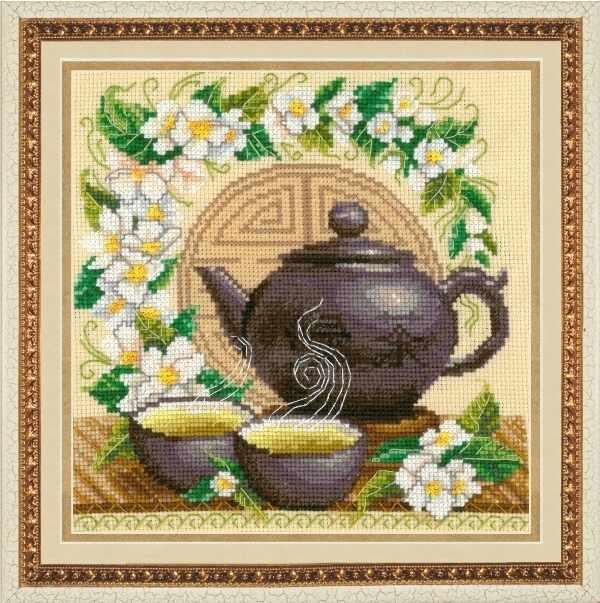 м-032зеленый чай