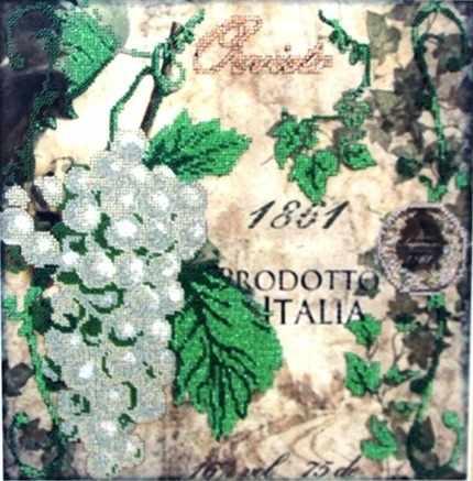 60022 Зеленый виноград